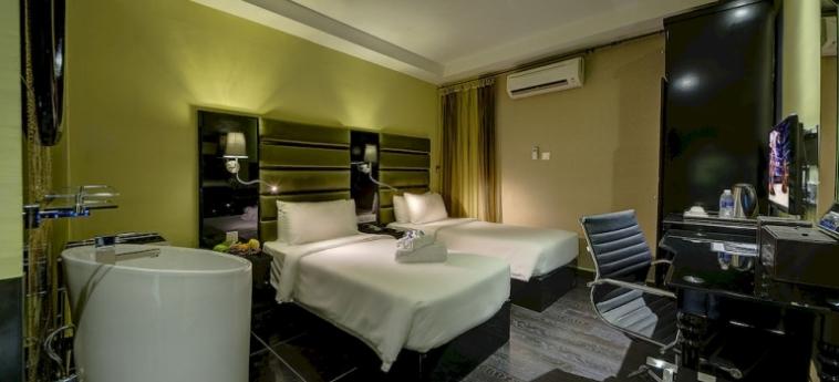 Hotel Arenaa Star: Golfplatz KUALA LUMPUR