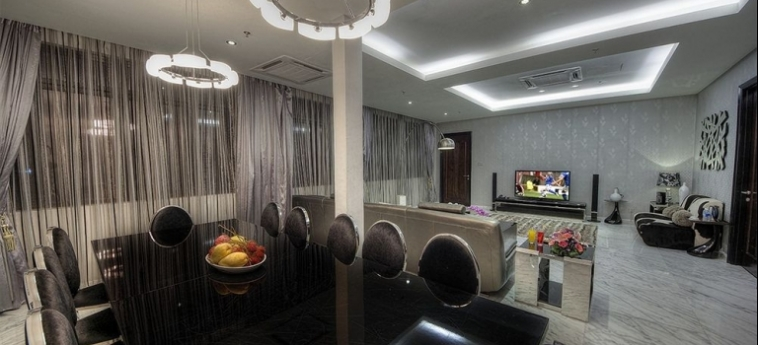 Hotel Arenaa Star: Innen KUALA LUMPUR