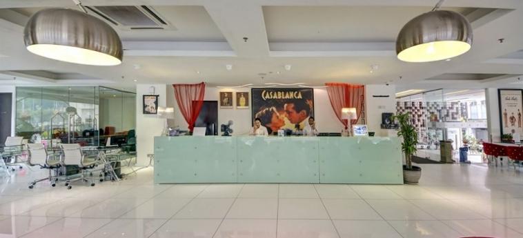 Hotel Arenaa Star: Restaurant KUALA LUMPUR