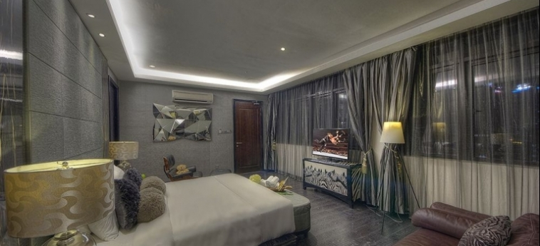 Hotel Arenaa Star: Standard Room KUALA LUMPUR