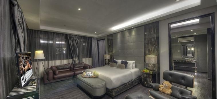 Hotel Arenaa Star: View of skyline KUALA LUMPUR