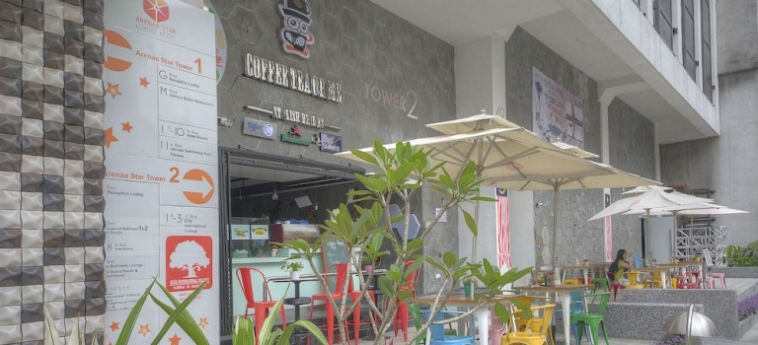 Hotel Arenaa Star: Whirlpool KUALA LUMPUR