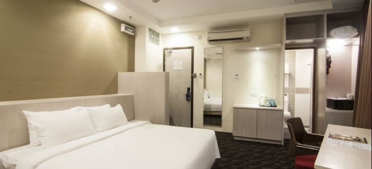 Prescott Hotel Kuala Lumpur - Sentral: Apartement Mercurio KUALA LUMPUR