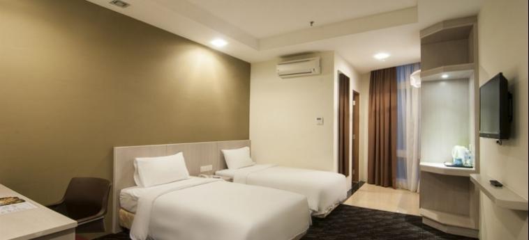 Prescott Hotel Kuala Lumpur - Sentral: Athenian Panorama Room KUALA LUMPUR