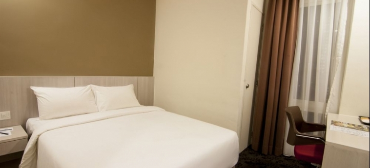 Prescott Hotel Kuala Lumpur - Sentral: Chambre Grand Deluxe KUALA LUMPUR