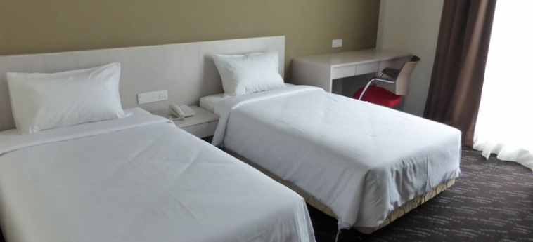 Prescott Hotel Kuala Lumpur - Sentral: Chambre Triple KUALA LUMPUR