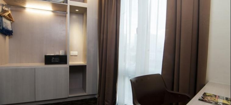 Prescott Hotel Kuala Lumpur - Sentral: Dining Area KUALA LUMPUR