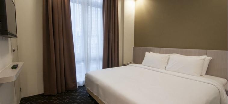 Prescott Hotel Kuala Lumpur - Sentral: Environnement KUALA LUMPUR