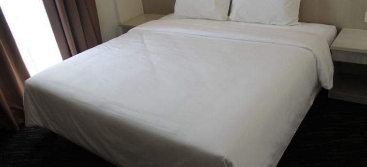 Prescott Hotel Kuala Lumpur - Sentral: Garage KUALA LUMPUR