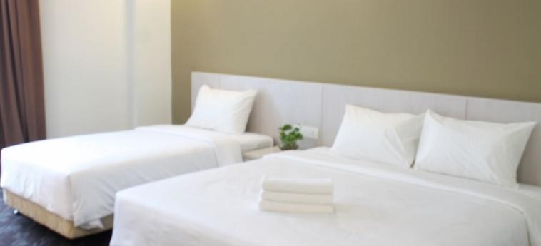 Prescott Hotel Kuala Lumpur - Sentral: Imperial Suite KUALA LUMPUR