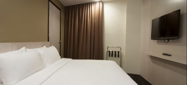 Prescott Hotel Kuala Lumpur - Sentral: Room - Double Club KUALA LUMPUR