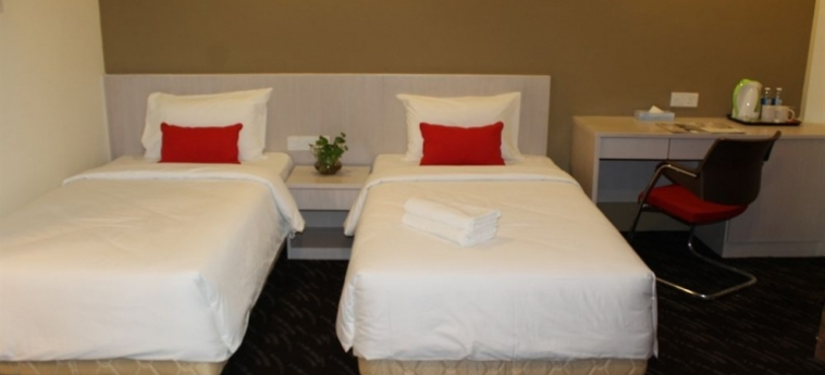 Prescott Hotel Kuala Lumpur - Sentral: Villette KUALA LUMPUR