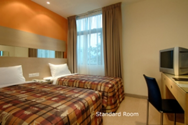 Hotel Hilton Garden Inn Kuala Lumpur Jalan Tuanku Abdul Rahman North: Camera Matrimoniale/Doppia KUALA LUMPUR
