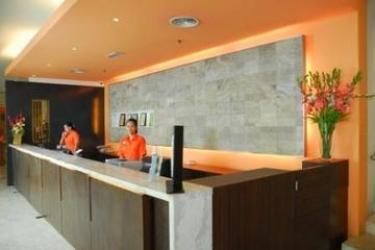 Hotel Hilton Garden Inn Kuala Lumpur Jalan Tuanku Abdul Rahman North: Lobby KUALA LUMPUR