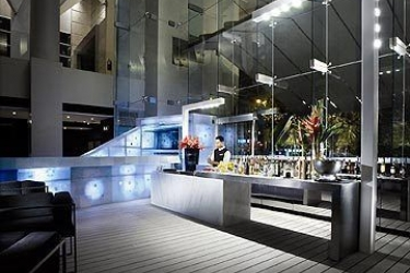 Hotel Maya : Lounge Bar KUALA LUMPUR