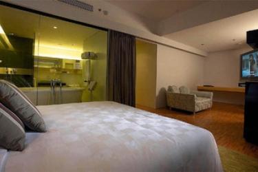 Hotel Maya : Camera Suite KUALA LUMPUR