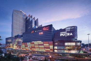 Sunway Putra Hotel, Kuala Lumpur: Außen KUALA LUMPUR