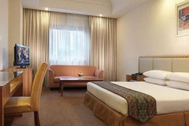 Sunway Putra Hotel, Kuala Lumpur: Deluxe Zimmer KUALA LUMPUR