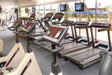 Sunway Putra Hotel, Kuala Lumpur: Fitnesscenter KUALA LUMPUR