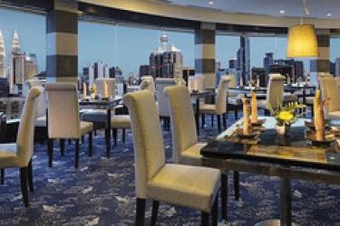 Sunway Putra Hotel, Kuala Lumpur: Restaurant KUALA LUMPUR