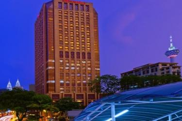 Hotel Sheraton Imperial: Exterieur KUALA LUMPUR