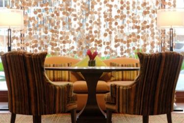 Hotel Sheraton Imperial: Lobby KUALA LUMPUR