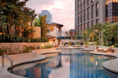 Hotel Sheraton Imperial: Piscine Découverte KUALA LUMPUR