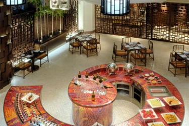 Hotel Sheraton Imperial: Restaurant KUALA LUMPUR