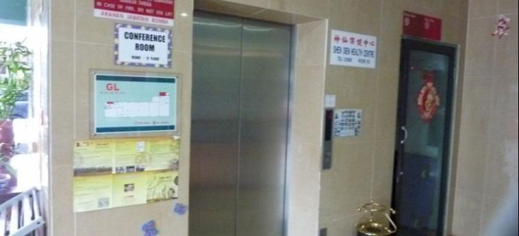 Hotel Hung Hung: Salle de Bains - Suite KUCHING