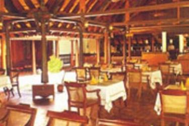 Hotel Kumarakom Lake Resort: Restaurante KUMARAKOM