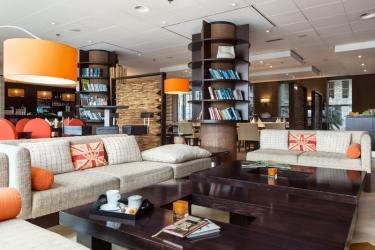 Hotel Nh Den Haag: Lobby L'AIA