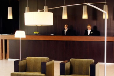 Hotel Nh Den Haag: Reception L'AIA