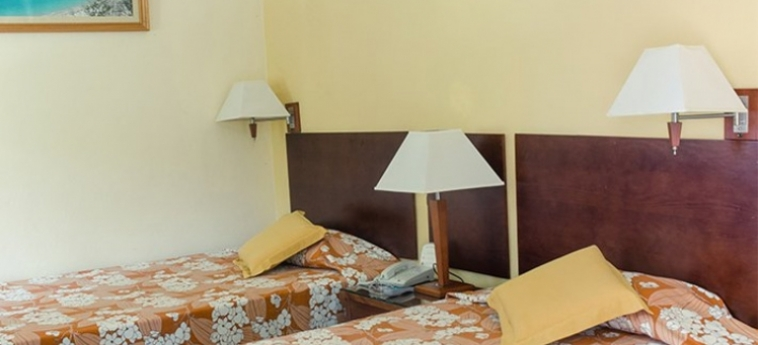 Hotel Villa Tropico Jibacoa: Camera Doppia - Twin L'AVANA