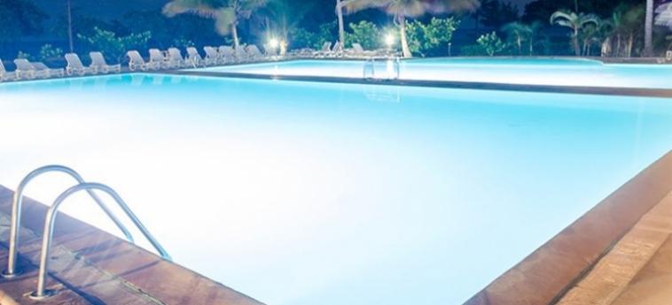 Hotel Villa Tropico Jibacoa: Piscina L'AVANA