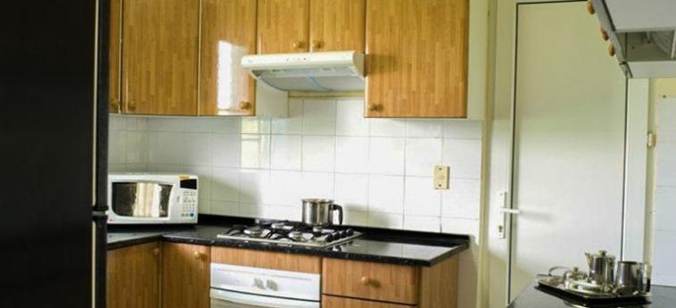 Hotel Villa Los Pinos: Cucina L'AVANA