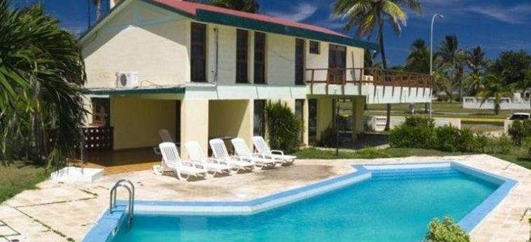 Hotel Villa Los Pinos: Esterno L'AVANA