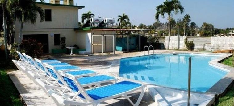 Hotel Villa Los Pinos: Piscina Esterna L'AVANA