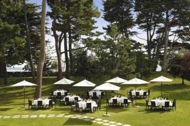 Hotel Barriere Le Royal La Baule: Exterieur LA BAULE