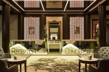 Hotel Barriere Le Royal La Baule: Lobby LA BAULE