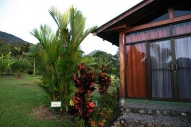 Hotel Green Lagoon Falls Park Lodge: Exterior LA FORTUNA - ALAJUELA