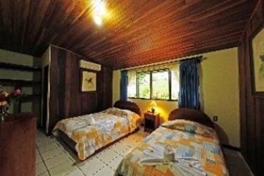 Hotel Green Lagoon Falls Park Lodge: Habitación LA FORTUNA - ALAJUELA