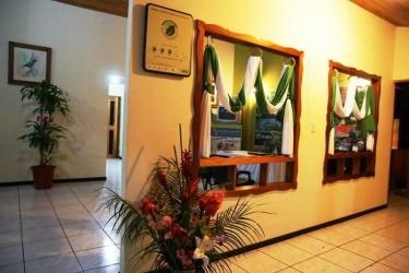 Hotel Green Lagoon Falls Park Lodge: Lobby LA FORTUNA - ALAJUELA