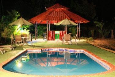 Hotel Green Lagoon Falls Park Lodge: Piscina Exterior LA FORTUNA - ALAJUELA