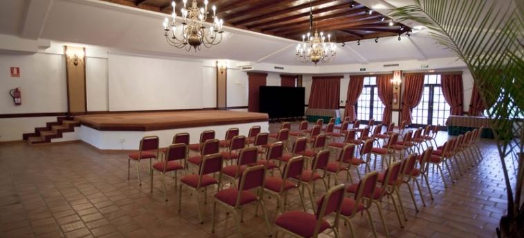 Hotel Jardin Tecina: Sala de conferencias LA GOMERA - CANARIAS
