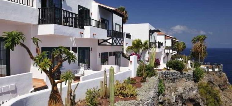Hotel Jardin Tecina: Exterior LA GOMERA - CANARY ISLANDS