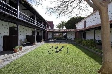 Parador De La Gomera: Terrasse LA GOMERA - ILES CANARIES