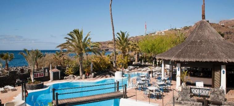 Hotel Jardin Tecina: Bar LA GOMERA - ILES CANARIES