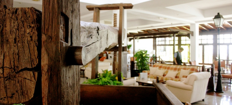 Hotel Jardin Tecina: Lobby LA GOMERA - ILES CANARIES