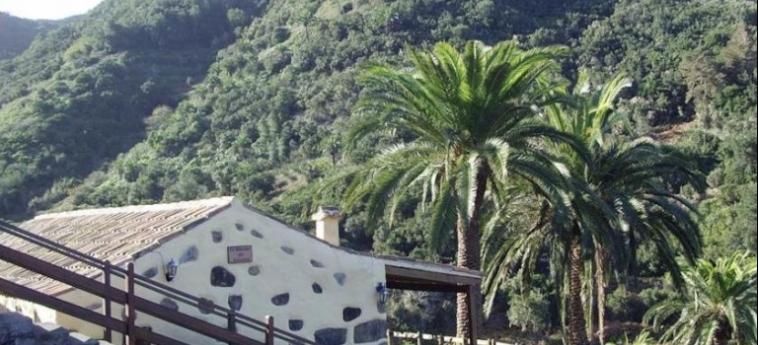 Casa Rural El Rincón De Antonia: Esterno LA GOMERA - ISOLE CANARIE