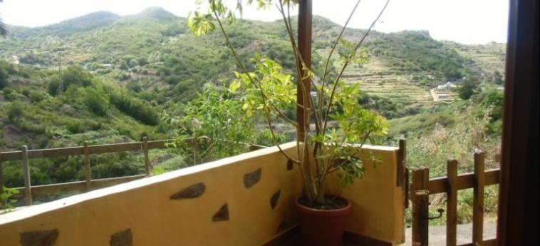 Casa Rural El Rincón De Antonia: Panorama LA GOMERA - ISOLE CANARIE